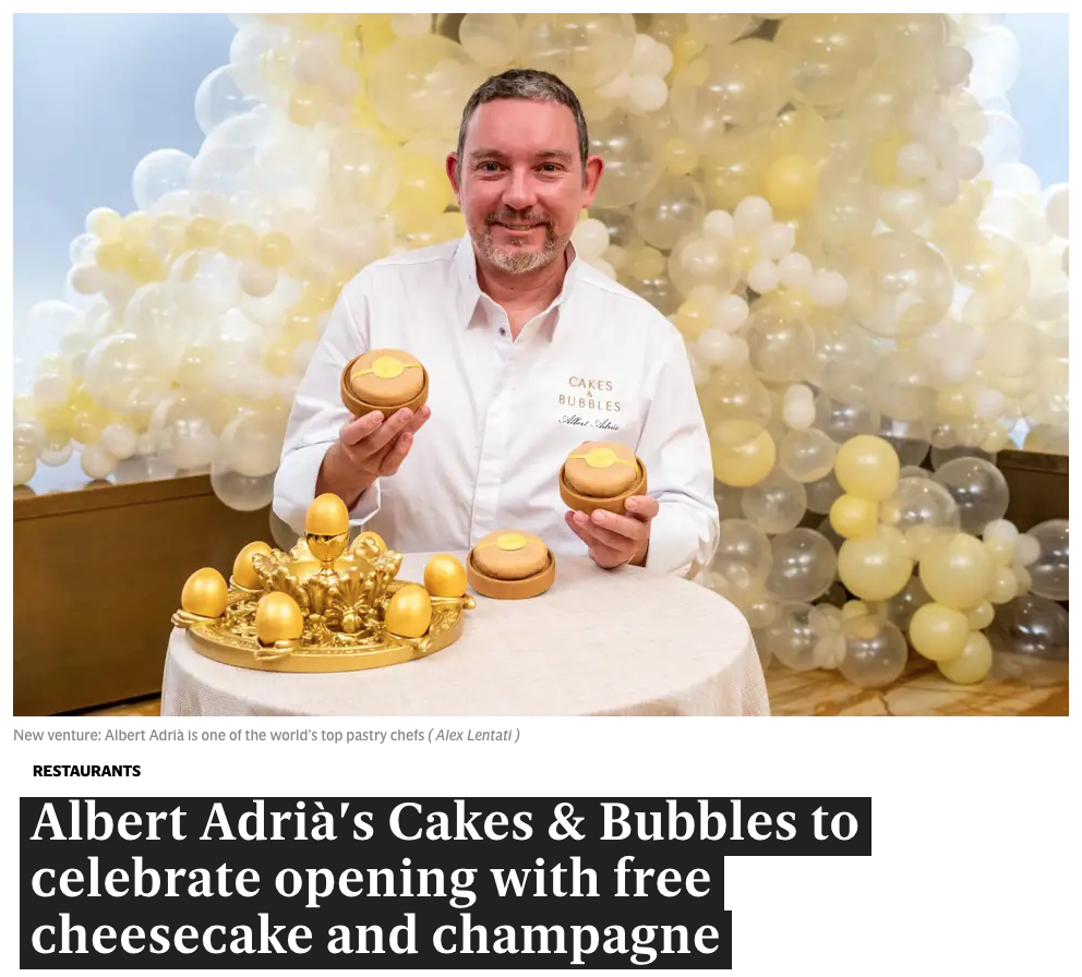 Cakes and Bubbles Press