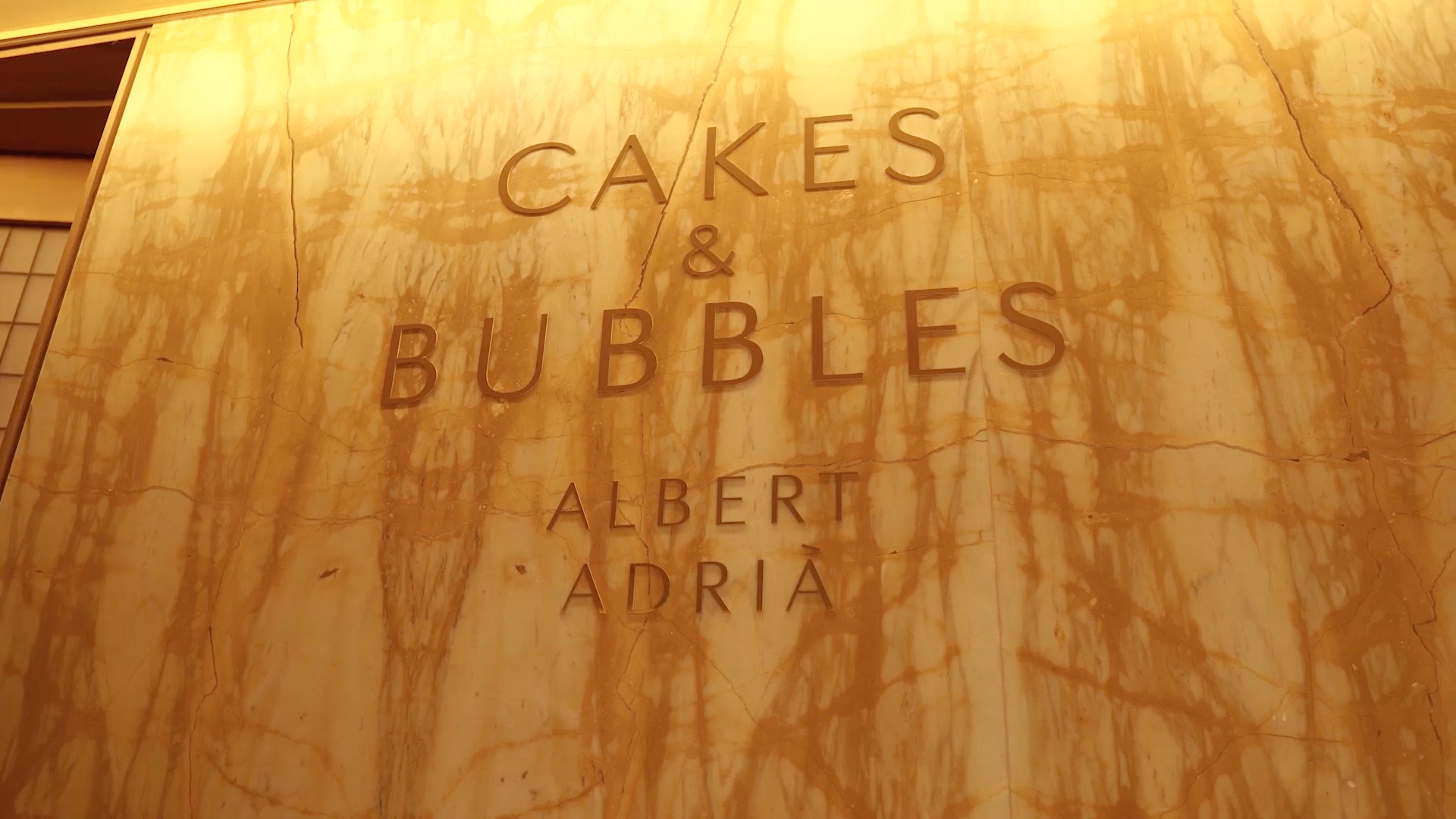Cakes and Bubbles