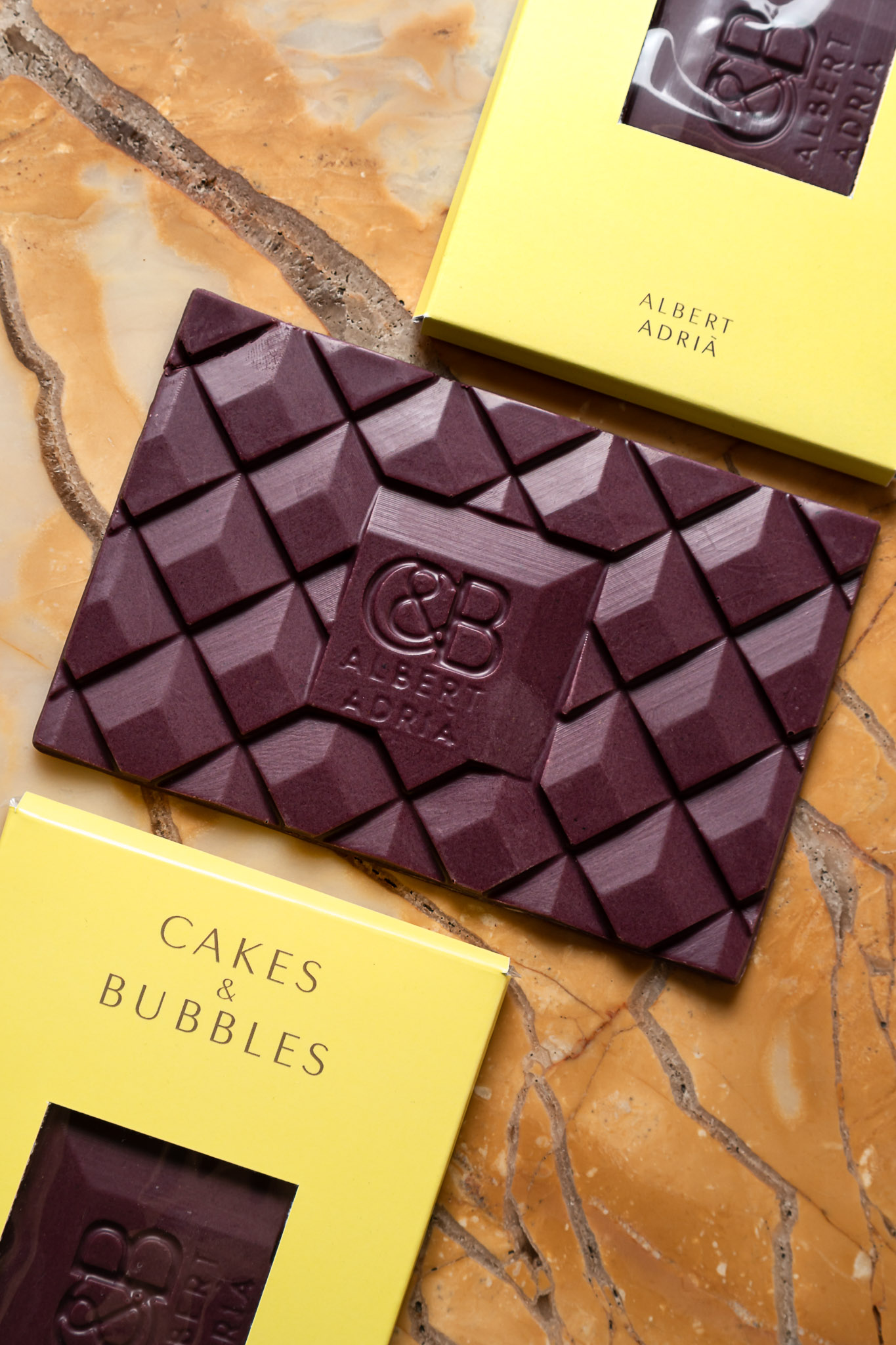 Chocolate Bar Cakes & Bubbles London