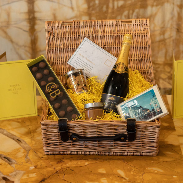 Regent Hamper Cakes And Bubbles Hotel Cafe Royal London 2019