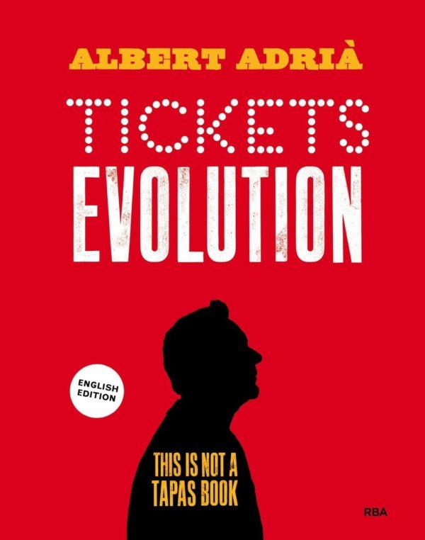 Albert Adria evolution book