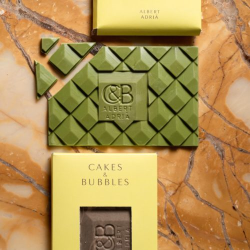 Matcha chocolate bar cakes and bubbles london albert adria