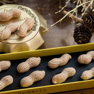 Mimetics-Peanuts Cakes and Bubbles Albert Adria London